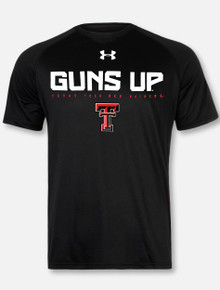 "Under Armour Texas Tech Red Raiders ""Guns Up Rally Call"" T-Shirt"