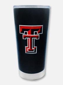 """Texas Tech Red Raiders Double T """"Frost"""" Tumbler"""