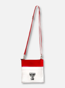 Texas Tech Red Raiders Double T Crossbody