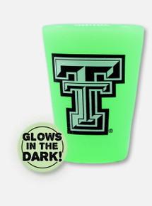 "Texas Tech Red Raiders ""Glow-In-The-Dark"" Shot Glass"
