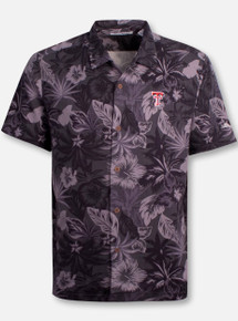 "Tommy Bahama Texas Tech Red Raiders Texas Tech ""Fuego"" Polo"