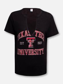 "Texas Tech Red Raiders ""Comeback"" Cutout T-Shirt"
