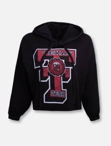"""Retro Brand Texas Tech Red Raiders """"Yearbook"""" Sweatshirt"""