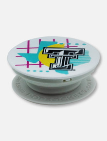 Texas Tech Red Raiders 80s Pop Socket