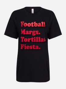 "Texas Tech Red Raiders ""Margs and Fiesta"" T-Shirt"