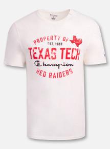 """Champion Texas Tech Red Raiders """"Junction"""" Slub T-Shirt"""