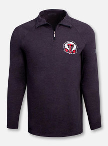 "Under Armour Texas Tech Red Raiders ""Celebrate Cotton"" 1/4 Zip Pullover"