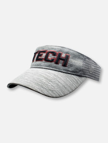 "Top of the World Texas Tech Red Raiders ""Ballholla"" Visor"