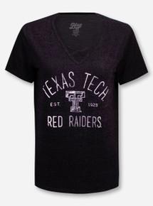 """Blue 84 Texas Tech Red Raiders """"Harper"""" Strappy V-Neck"""