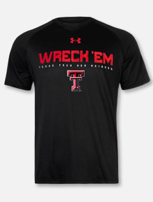 "Under Armour Texas Tech Red Raiders ""Wreck 'Em Rally Call""  Short Sleeve T-Shirt"