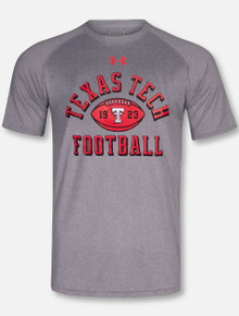 "Under Armour Texas Tech Red Raiders ""Established Football""  Short Sleeve T-Shirt"