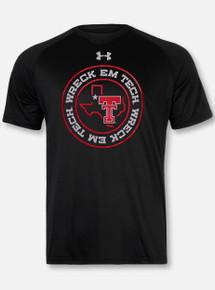 "Under Armour Texas Tech Red Raiders ""Wreck Em Pride""  Short Sleeve T-Shirt"