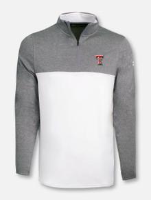 """Under Armour Texas Tech Red Raiders """"Scratch"""" 1/4 Zip Pullover"""