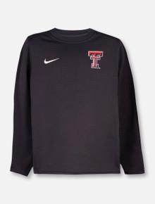 "Nike Texas Tech Red Raiders ""Therma Modern Crew "" YOUTH Sweatshirt"