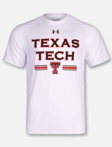 "Under Armour Texas Tech Red Raiders ""All American""  Short Sleeve T-Shirt"