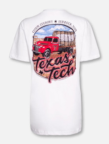 "Texas Tech Red Raiders ""Cotton Country"" V-Neck T-Shirt"
