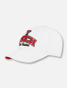"Top of the World Texas Tech Red Raiders ""Advisor"" Snapback Cap"