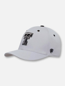 "Top of the World Texas Tech Red Raiders ""Hypower"" Stretch Fit Cap"