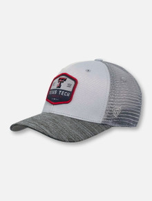 "Top of the World Texas Tech Red Raiders ""Hyjak"" Stretch Fit Cap"