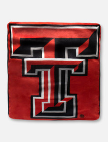 Texas Tech Red Raiders Double T Cloud Pillow