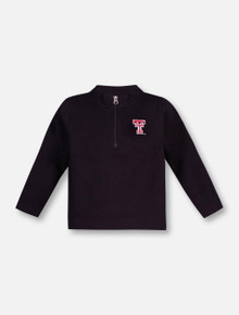 "Garb Texas Tech Red Raiders ""Louie"" TODDLER  1/4 Zip Pullover"