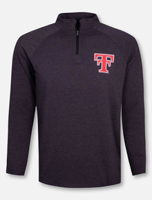 "Under Armour Texas Tech Red Raiders ""GridIron Great"" Charged Cotton 1/4 Zip Pullover"