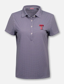 "RRO Signature Collection Texas Tech Double T ""Socialite"" Women's Polo"