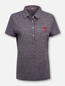 "RRO Signature Collection Texas Tech Double T ""Board Room"" Women's Polo"