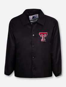 """G-III Tech Red Raiders Double T """"The Dre"""" Jacket"""