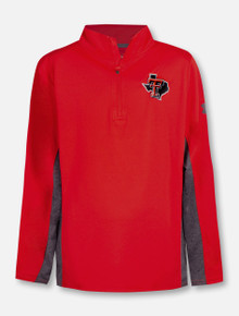 """Under Armour Texas Tech Red Raiders """"Siro"""" YOUTH Pride 1/4 Zip Pullover"""