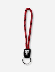 "Texas Tech Red Raiders Double T ""Stockbridge"" Key Strap"