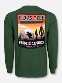 "Texas Tech Red Raiders ""Pride of the Caprock"" Long Sleeve T-Shirt"