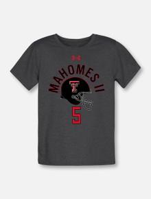 Under Armour Texas Tech NFL Mahomes II Performance Tee YOUTH Short Sleeve T-Shirt
