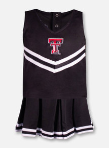 Texas Tech Red Raiders Texas Tech Double T YOUTH 3 Piece Cheerleading Set