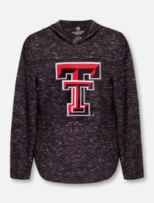 """Texas Tech Red Raiders Double T """"Swizzle"""" YOUTH Long Sleeve T-Shirt"""