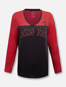 "Texas Tech Red Raiders ""Ski Jump"" Long Sleeve T-Shirt"