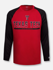 "Texas Tech Red Raiders Double T ""Luge"" Long Sleeve T-Shirt"