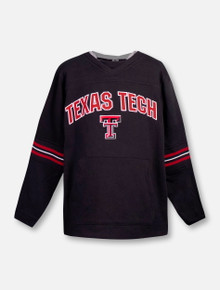 "Texas Tech Red Raiders Double T ""Backside Air"" YOUTH Pullover Hoodie"
