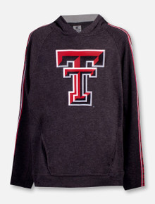 """Texas Tech Red Raiders Double T """"Frontside Air"""" YOUTH Pullover Hoodie"""