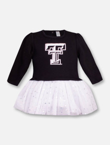 "Texas Tech Red Raiders ""Jib"" INFANT  Tutu Dress"