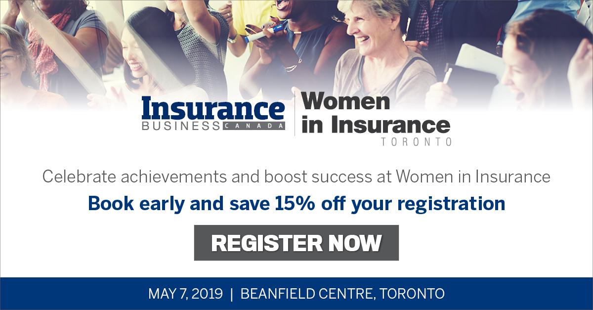 Women in Insurance Toronto 15% when you register early