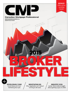 2015 Canadian Mortgage Professional December issue (available for immediate download)