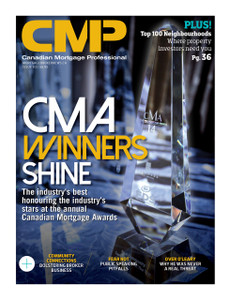 2014 Canadian Mortgage Professional May issue (available for immediate download)