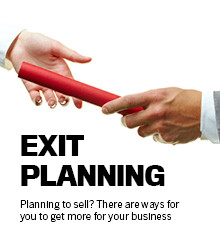 Exit planning (available for immediate download)