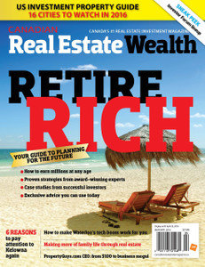 2016 Canadian Real Estate Wealth March issue (available for immediate download)