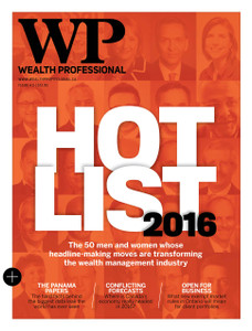 2016 Wealth Professional May issue (available for immediate download)