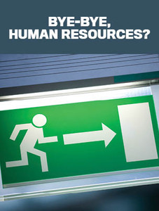 Bye-bye, human resources? (available for immediate download)