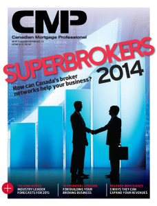 2014 Canadian Mortgage Professional November issue (available for immediate download)