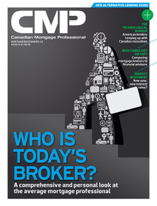 2014 Canadian Mortgage Professional December issue (available for immediate download)