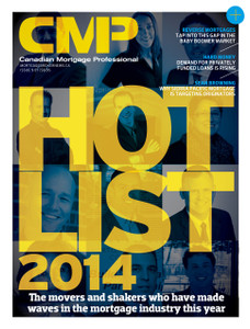 2014 Canadian Mortgage Professional January issue (available for immediate download)